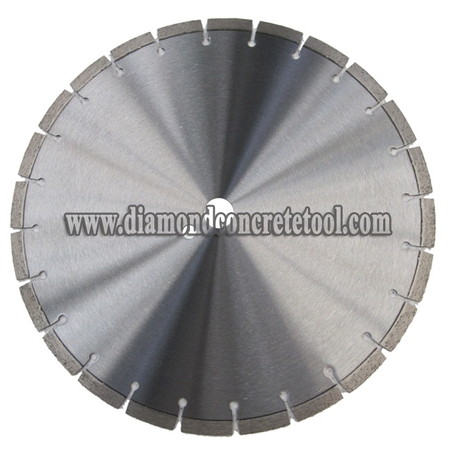 Laser Normal Diamond Saw Blade