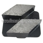 Diamond Concrete Floor Grinding Pads for Husqvarna Redi Lock System