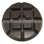 Wet/Dry Use Diamond Concrete polishing Pads